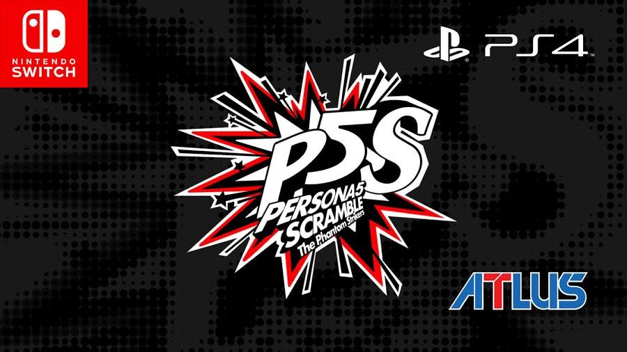 Atlus Perkenalkan Persona 5 Scramble