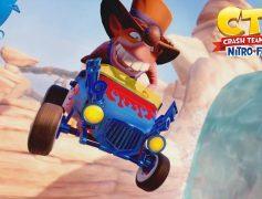 Crash Team Racing Remake Tampilkan Kustomisasi