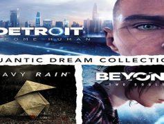 Quantic Dream Umumkan Tanggal Rilis 3 Game