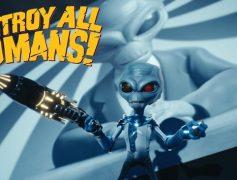Destroy All Humans Dapatkan Proses Remake