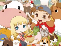 Harvest Moon Friends of Mineral Town Dapatkan Versi Remake
