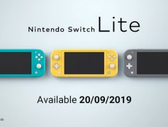 Nintendo Resmi Umumkan Nintendo Switch Lite