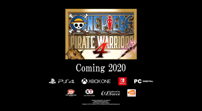 One Piece Pirate Warriors 4 Resmi Diumumkan