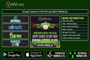 Google Play Pkv Online Games