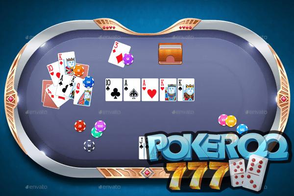Poker Online Pkv Games Domino QQ 777 Terpercaya