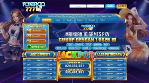 Pokerqq 77 Online