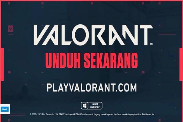 Main Game Valorant