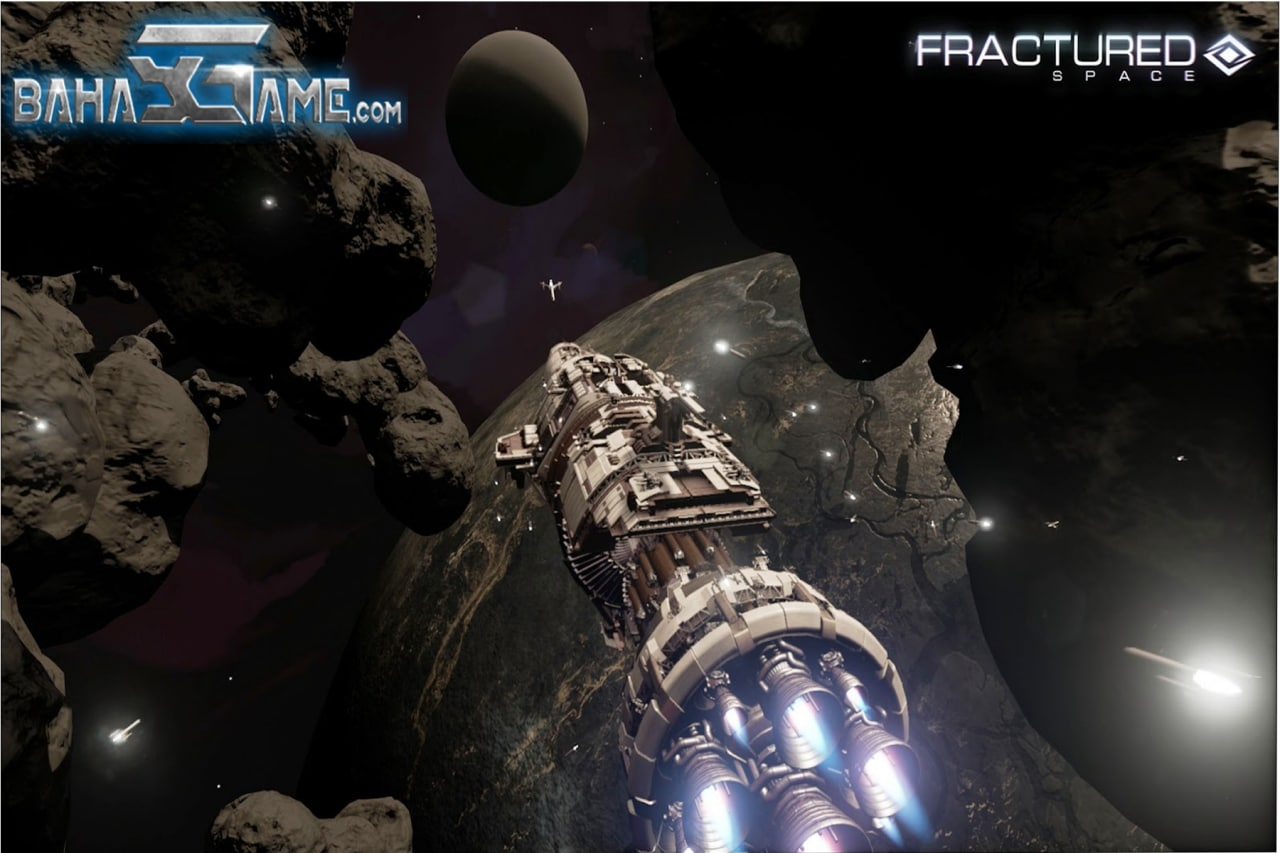 Main Game Fractured Space