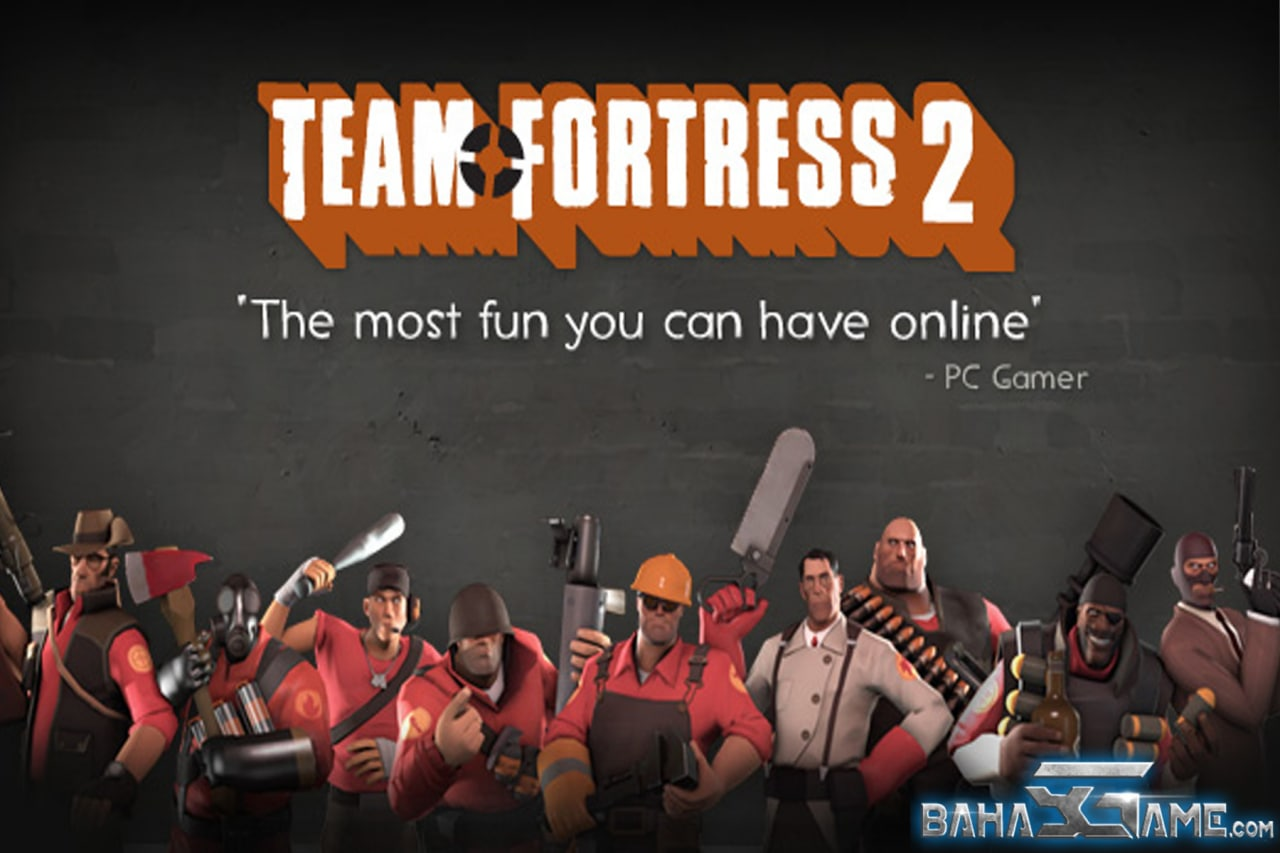 Main Game Team Fortress 2