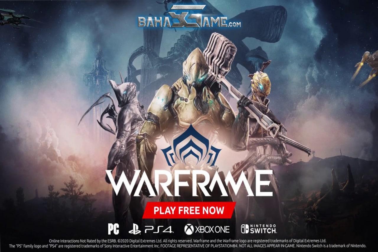 Main Game Warframe