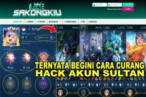 Cara Hack Akun Mobile Legend