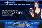 Login Pkv Games Online