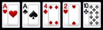 Poker One Pair