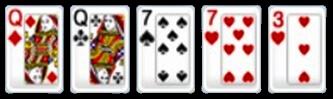 Poker Two Pair