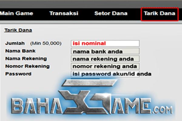tarik dana withdraw pkv games online